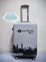 กระเป๋าเดินทาง 24 นิ้ว ลายmy style
