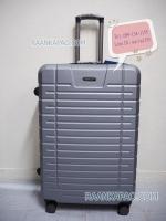 กระเป๋าเดินทาง fiber abs สีเทา ไซส์ 28 นิ้ว ยี่ห้อHIPOLO