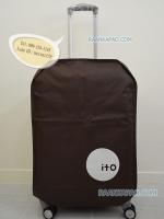 ผ้าคลุมกระเป๋าเดินทาง ITO ไซส์ 24 นิ้ว สีน้ำตาล