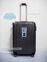 กระเป๋าเดินทาง Ricardo รุ่น Ventura ไซส์ 24 นิ้ว สีเทา