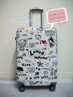 กระเป๋าเดินทาง 24 นิ้ว ลาย Love