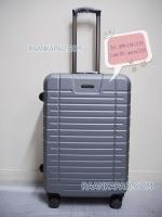 กระเป๋าเดินทาง fiber abs สีเทา ไซส์ 24 นิ้ว ยี่ห้อHIPOLO