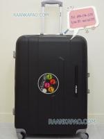 กระเป๋าเดินทาง POLONGO ABS ไซส์ 28 นิ้ว สีดำ