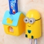 กล่องเก็บแปรงสีฟันพร้อมเครื่องบีบยาสีฟันมินเนียน thumbnail 3