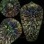 หลอดไฟ 3D Firework LED Bulb thumbnail 2