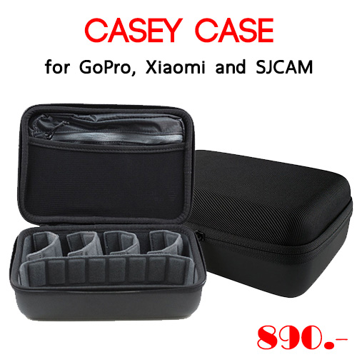 Casey Case for GoPor, Xiaomi and SJCAM