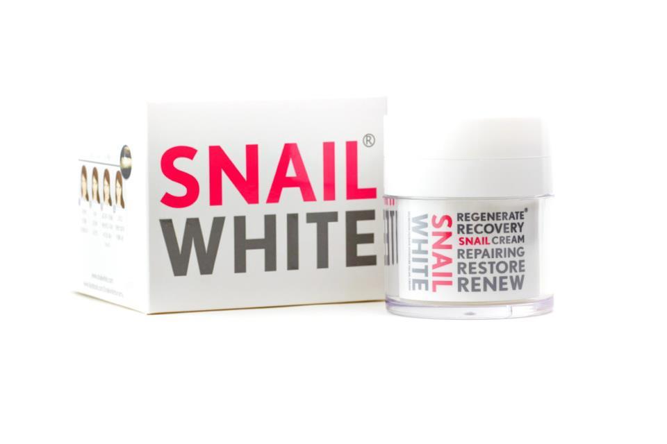 Snail white ครีมหอยขาวสเนลไวท์