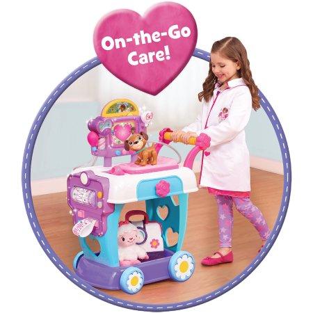 องเล นใหม ล าส ด Disney Doc Mcstuffins Hospital Care Cart ราคา 3590 บาท ค ง 150 Oohlalababy Inspired By Lnw