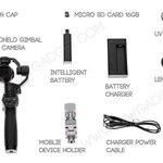 DJI Osmo accessories