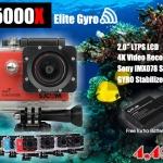 SJCAM SJ5000X 4K Gyro