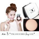 Coco CC Powder No.3 Pink Sand Summer เหมาะกับทุกผิว