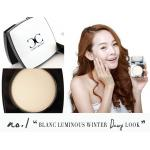 Coco CC Powder No.1 Blanc Luminous Winter เหมาะผิวขาว ขาวเหลือง