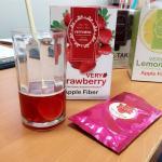Very Dtox Strawberry Apple Fiber