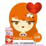 สี Orange Biscuit 10R