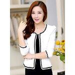 เสื้อสูทผู้หญิงสีขาว-1390-S