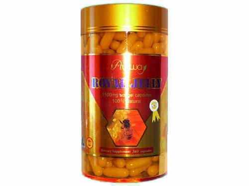 Ausway Royal Jelly ออสเวย์ นมผึ้ง คุณภาพจาก ออสเตรเลีย