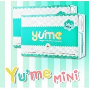 Yu'me MiNi ยูเมะ-มินิ.16,000 mg. 10 ซอง