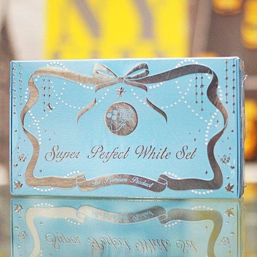 Freshy Face Super Perfect White Set เฟชชี่ เฟส ชุดถุงเงิน กล่องฟ้า