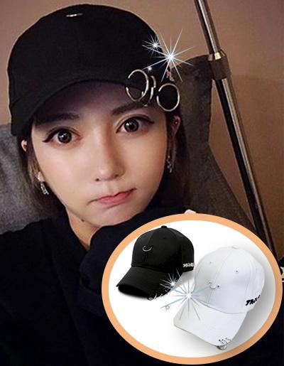 หมวกแฟชั่นผู้หญิง สวยเท่ห์สไตล์เกาหลี-H001