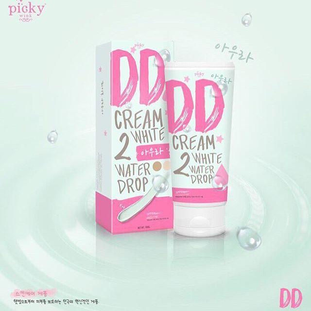 Picky Wink DD2WHITE BODY CREAM พิกกี้วิ้งค์ ดีดีไวท์ บอดี้ครีม ที่สุดของ DD Cream ทาปุ๊บ ออร่าปั๊บ