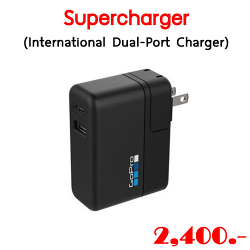 Supercharger (International Dual-Port Charger)