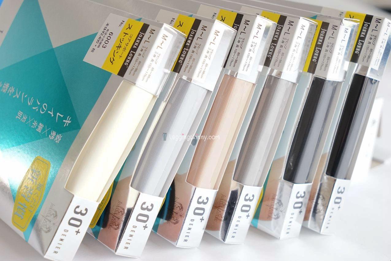ถุงน่องญี่ปุ่น 30D by Joanna Lonng มี 3 สี