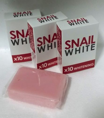 Snail White สบู่หอยทาก สเนลไวท์