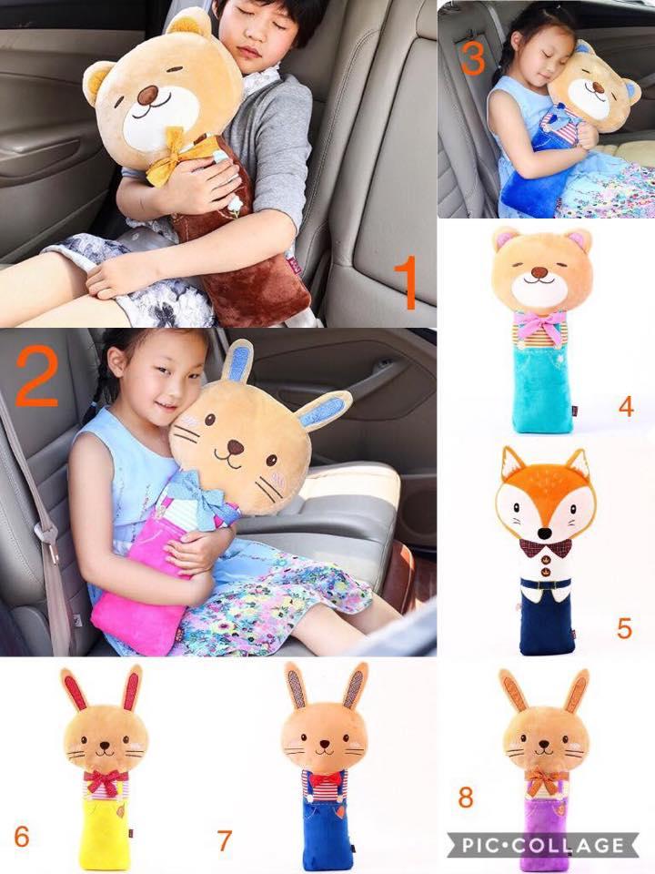 ของใช้เด็ก : ตุ๊กตาสายคาดเบลส์(เข็มขัดนิรภัย)