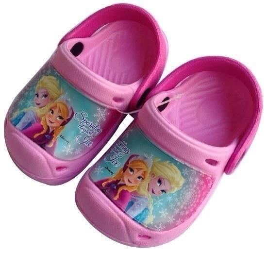 รองเท้าสวม โฟเซ่น สีชมพู