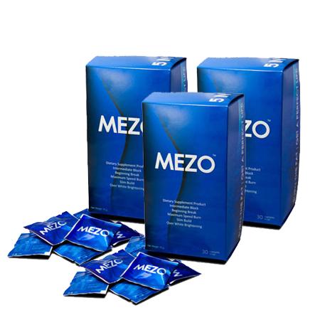 Mezo Burn The Fat Get A Perfect Life เมโซ่ อาหารเสริมควบคุมน้ำหนัก