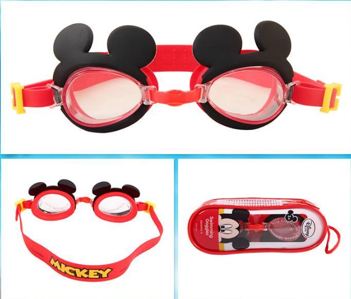 แว่นตาว่ายน้ำเด็ก ผู้ชาย 3