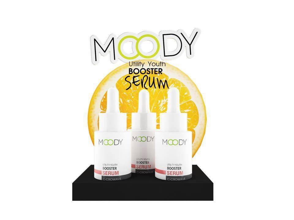 Moody Utility Youth Booster Serum วิตตามิน C เซรั่ม เข้มข้น 20 %