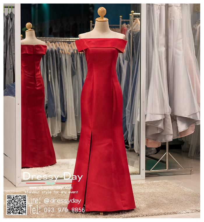 รหัส ชุดราตรี :PFL064 ชุดราตรียาวมีแขน สวยหวานหรู ราตรียาวสีแดง ผ้าไหมญี่ปุ่น ซับในซาติน สวยหรูแบบเรียบโก้ และใส่ได้หลากหลายโอกาสคร๊าา มาพร้อมซับในอย่างดี คัตติ้งเนี๊ยบๆ