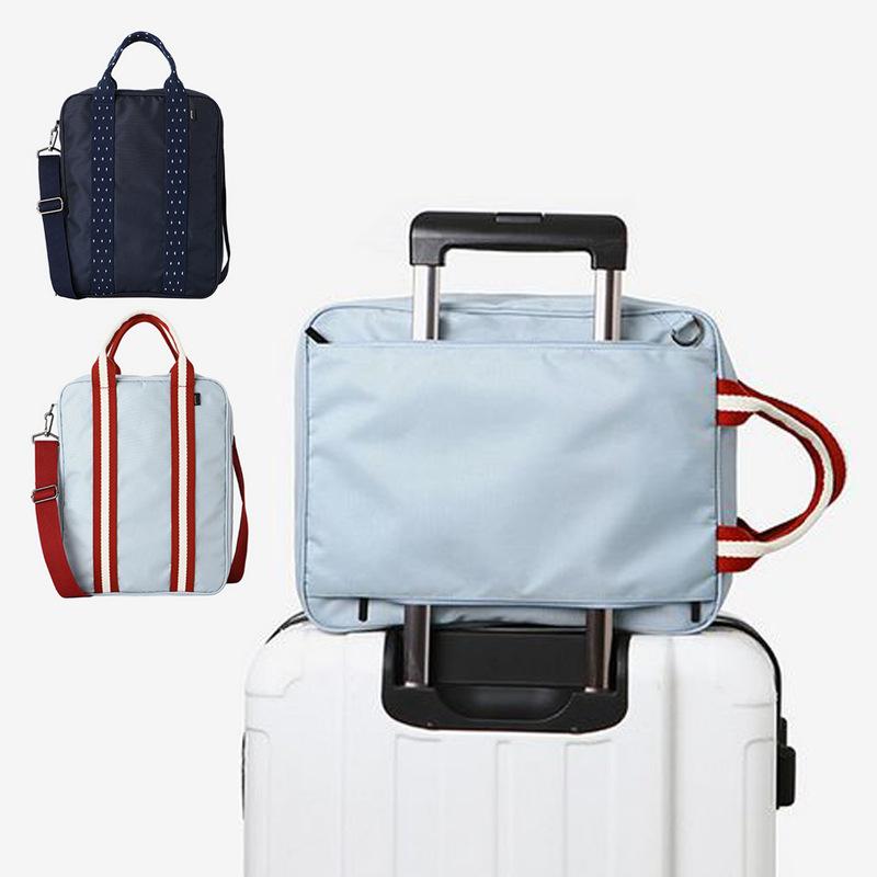 กระเป๋าขึ้นเครื่อง Travel Bag มี 2 สี