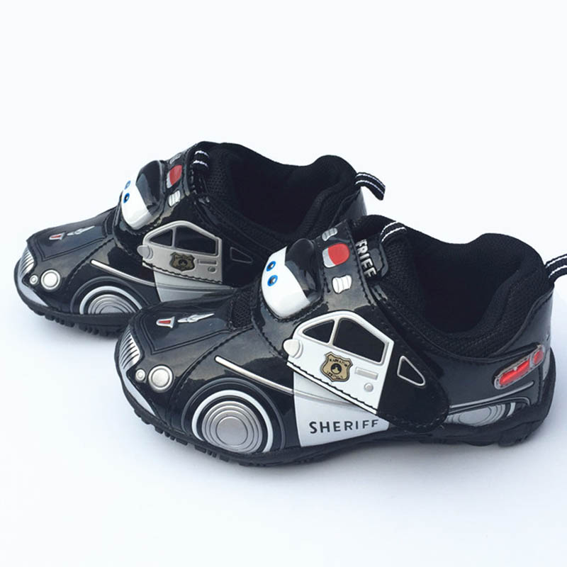 รองเท้าผ้าใบ คาร์สีดำ