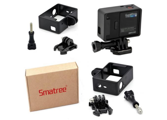 Smatree Frame for GoPro Hero 3 / 3+ / 4 สีดำ