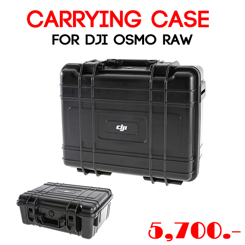 Carrying Case for DJI Osmo RAW