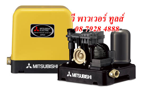 """MITSUBISHI EP-405Q5 ปั๊มน้ำอัตโนมัติ แรงดันดงที่ ท่อ 1-1/4"""""""