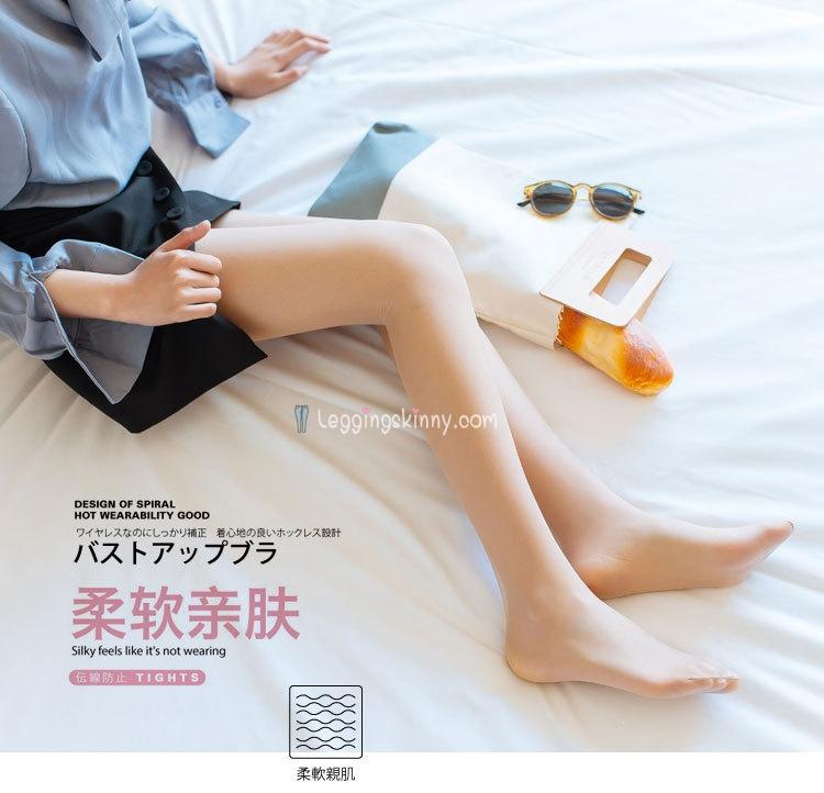 ถุงน่องญี่ปุ่น 5D by Muji มี 4 สี