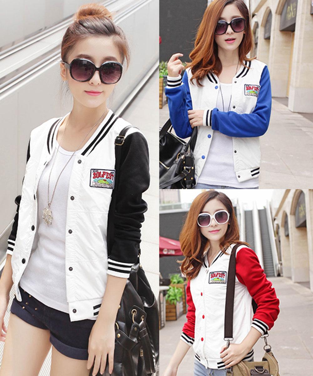 เสื้อคลุมแฟชั่นเกาหลี น่ารักๆจ้า มี 3สี