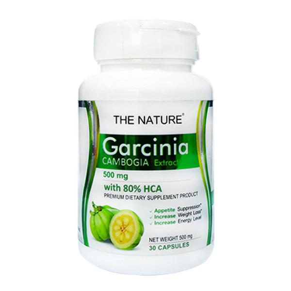 The Nature Garcinia Extract เดอะ เนเจอร์ สารสกัดจากผลส้มแขก