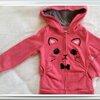 กันหนาว : เสื้อกันหนาว แมวสีชมพู
