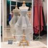 รหัส ชุดราตรียาว : PF008 ชุดราตรียาว เดรสออกงาน ชุดไปงานแต่งงาน ชุดแซก สีเทา หน้าสั้นหลังยาวสวยๆ ประดับโบว์ที่เอว หมาะสำหรับงานแต่งงาน งานกลางคืน กาล่าดินเนอร์