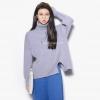 EAL เสื้อไหมพรมกันหนาว แบบคอเต่าญี่ปุ่น ทรงโคร่ง มี 6 สี