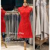รหัส ชุดกี่เพ้า :KPS060 ชุดกี่เพ้าพร้อมส่ง มีชุดกี่เพ้าคนอ้วน แบบสั้น สีแดง คัตติ้งเป๊ะมาก ใส่ออกงาน ไปงานแต่งงาน ใส่เป็นชุดพิธีกร ชุดเพื่อนเจ้าสาว ชุดถ่ายพรีเวดดิ้ง ชุดยกน้ำชา หรือ ใส่ ชุดกี่เพ้าแต่งงาน สวยมากๆ ค่ะ