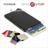 RFID Blocking Credit Card Protector Holder กล่องใส่บัตรเครดิตกันโจรกรรม