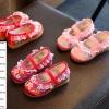 รองเท้าจีนเด็ก ระบายลูกไม้