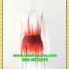 1831เสื้อผ้าคนอ้วน เสื้อผ้าแฟชั่นสีขาวแดงสไตล์เรียบง่ายไม่หวือหวาแต่ดูดีมั่นใจใส่ทำงาน