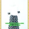 2567เสื้อผ้าคนอ้วน ชุดทำงานชุดกระโปรงคอกลมกระโปรงแยกย้วย8ชิ้น แขนยาวทรงสุภาพสวมใส่ทำงานสไตล์สาวอกอวบใหญ่