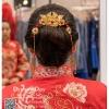 รหัส ปิ่นปักผมจีน : TR055 ขาย ปิ่นปักผมจีน พร้อมส่ง สีทอง เครื่องประดับผมจีน แบบโบราณ เหมาะมากสำหรับใส่ในพิธียกน้ำชา และงานแต่งงานธรรมเนียมจีน พิธีเสียบปิ่น คุณแม่เจ้าสาวจะติดปิ่นทองและทับทิมให้เจ้าสาว แทนคำอวยพร